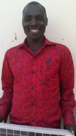 Close-up photo of the entrepreneur Ngendabanga Jean Damascene.