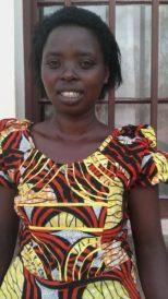Close-up photo of the entrepreneur Uwamahoro Chantal.