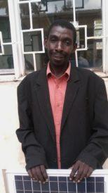 Close-up photo of the entrepreneur Habumugisha Joseph.
