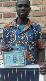 Close-up photo of the entrepreneur Munyembabazi Viateur.