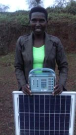 Close-up photo of the entrepreneur Mukahirwa Joselyne.